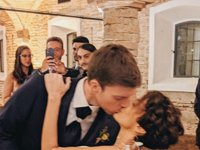 Il matrimonio di Davide e Silvia a Sant'Ilario d'Enza, Reggio Emilia 11