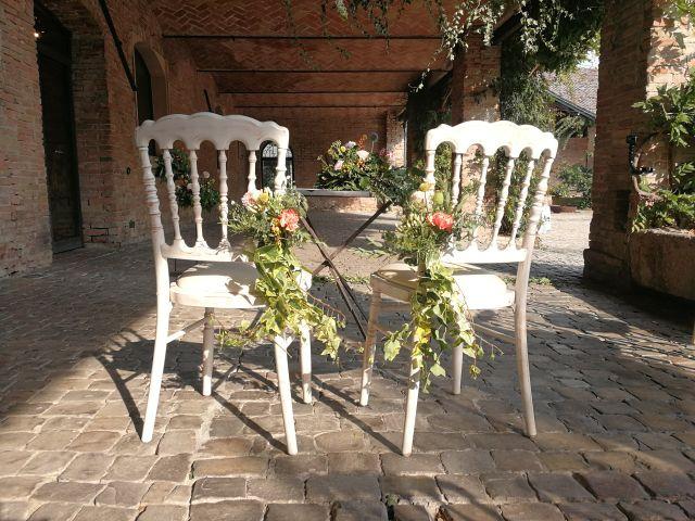 Il matrimonio di Davide e Silvia a Sant'Ilario d'Enza, Reggio Emilia 12