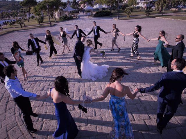 Il matrimonio di Arturo e Sofia a Napoli, Napoli 22