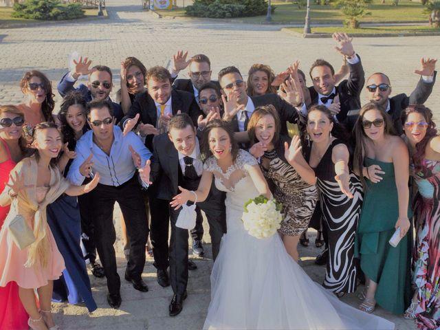 Il matrimonio di Arturo e Sofia a Napoli, Napoli 28