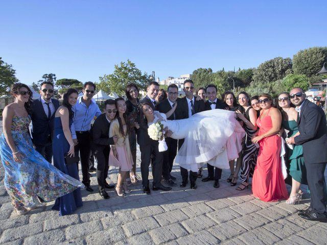 Il matrimonio di Arturo e Sofia a Napoli, Napoli 33
