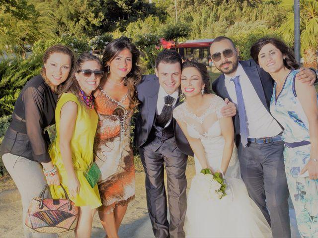 Il matrimonio di Arturo e Sofia a Napoli, Napoli 50