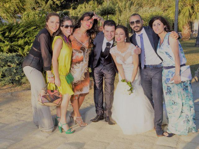 Il matrimonio di Arturo e Sofia a Napoli, Napoli 51