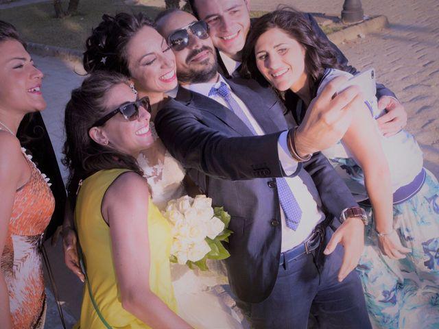 Il matrimonio di Arturo e Sofia a Napoli, Napoli 52
