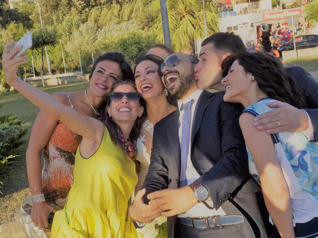 Il matrimonio di Arturo e Sofia a Napoli, Napoli 53