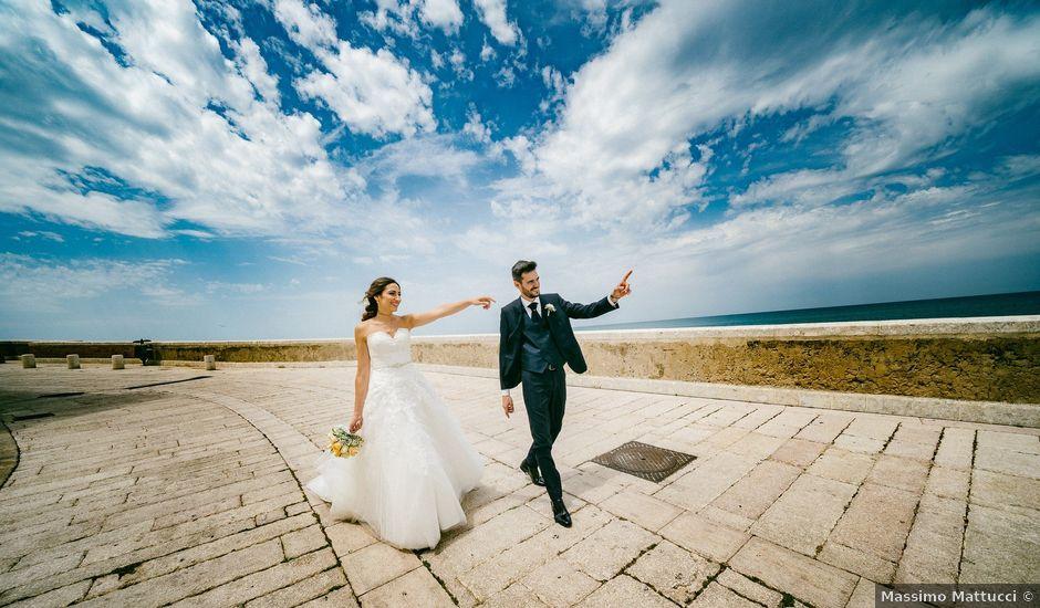 Il matrimonio di Alfredo e Stefania a Termoli, Campobasso