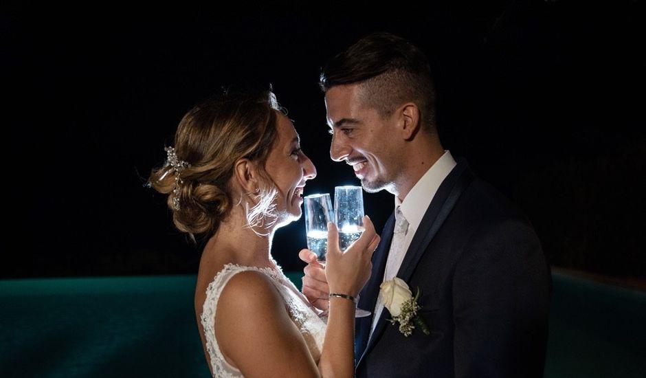 Il matrimonio di Luca e Valentina a Carmignano, Prato