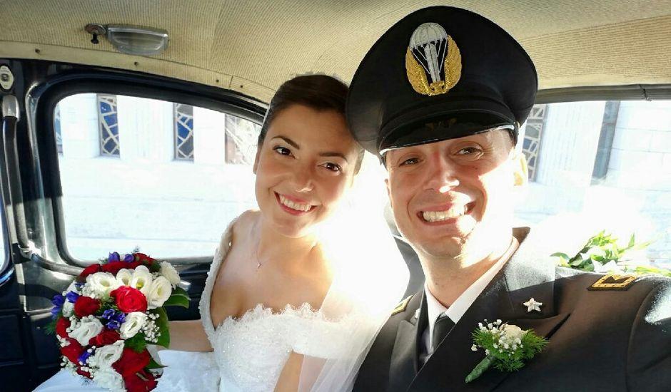 Il matrimonio di Luca e Vittoria a Formia, Latina