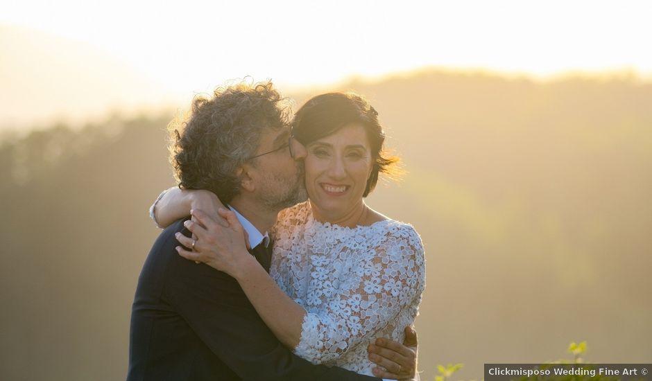 Il matrimonio di Stefano e Beatrice a Berceto, Parma