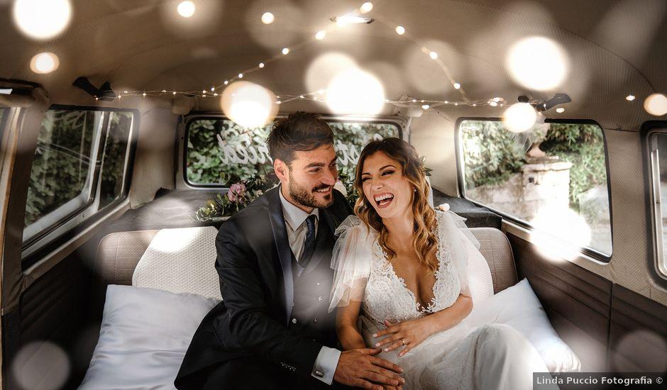 Il matrimonio di Andrea e Federica a Scordia, Catania