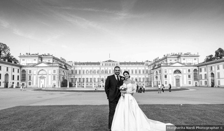 Il matrimonio di Paolo e Marta a Monza, Monza e Brianza