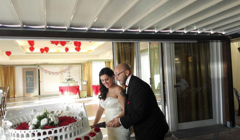 Il matrimonio di Massimo Scaringella  e Alessandra benedetti  a Roma, Roma