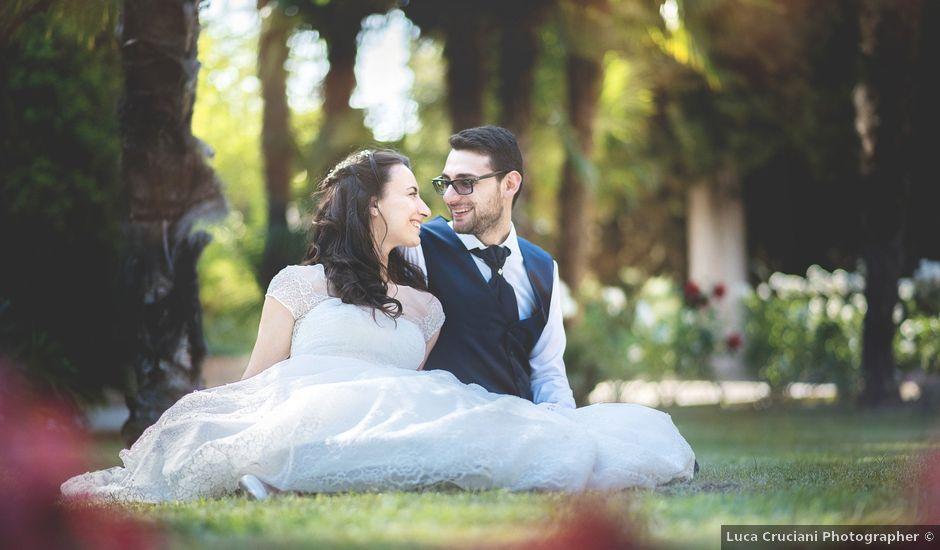 Il matrimonio di Giuliana e Enrico a Corridonia, Macerata