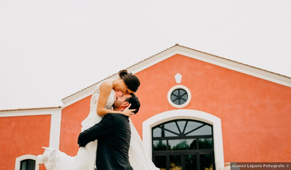 Il matrimonio di Daniele e Orietta a Stornarella, Foggia