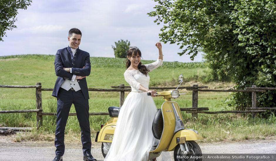 Il matrimonio di Maurizio e Caren a Treviglio, Bergamo