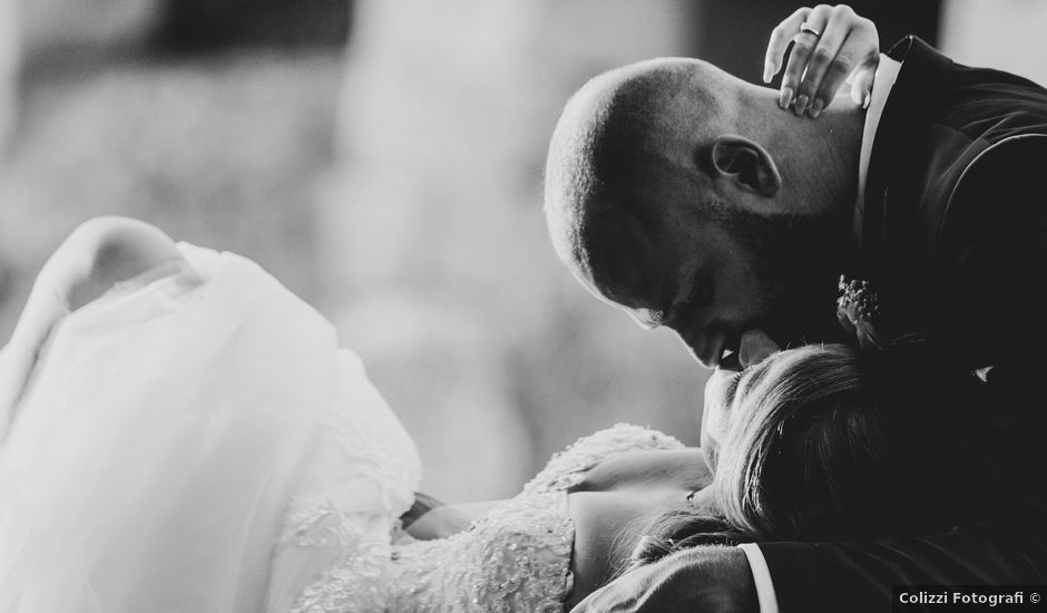 Il matrimonio di Massimiliano e Sarah a Marino, Roma
