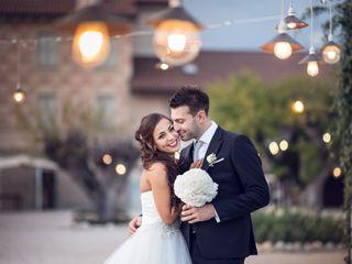 Le nozze di Elisa e Alex 1