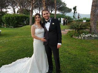 Le nozze di Emanuela e Martino
