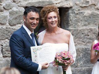 Le nozze di Fabrizio e Antonella