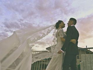 Le nozze di Ylenia e Mattia