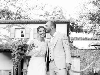Le nozze di Olimpia e Vittorio
