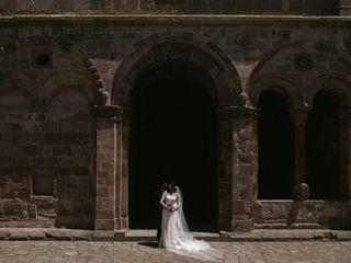 Le nozze di RosaMaria e Andrés