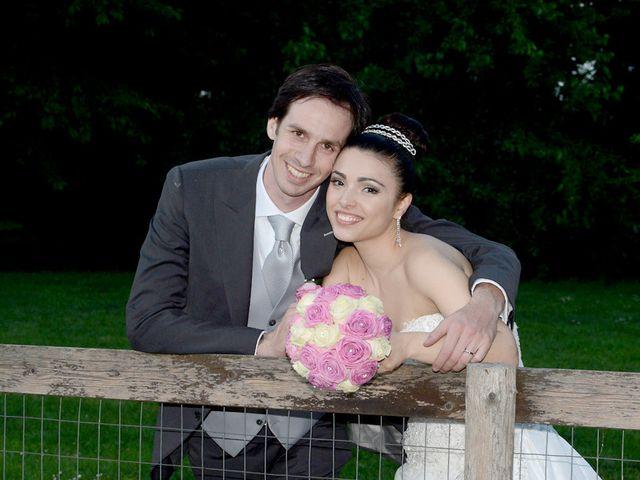Le nozze di Laura e Moreno