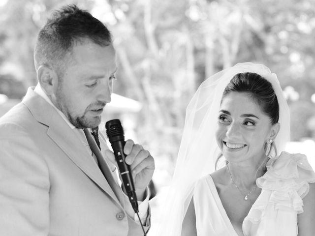 le nozze di Ulvvyia e Diego