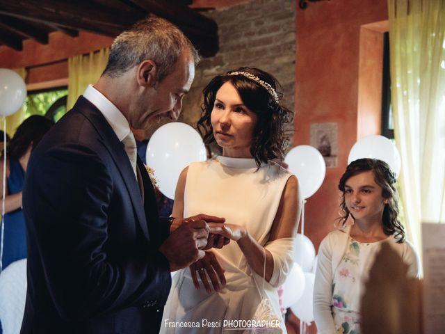 Il matrimonio di Giacomo e Elena a Santa Giuletta, Pavia 7