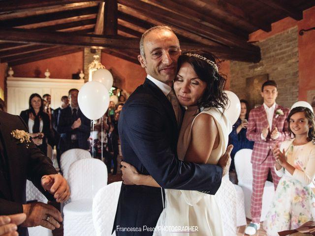 Il matrimonio di Giacomo e Elena a Santa Giuletta, Pavia 10