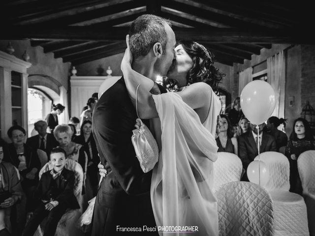 Il matrimonio di Giacomo e Elena a Santa Giuletta, Pavia 11