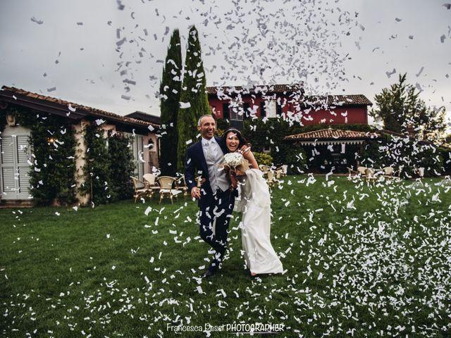 Il matrimonio di Giacomo e Elena a Santa Giuletta, Pavia 1