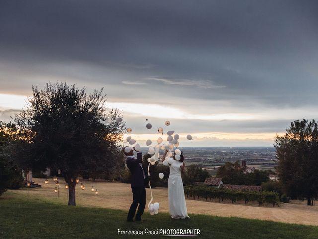 Il matrimonio di Giacomo e Elena a Santa Giuletta, Pavia 20