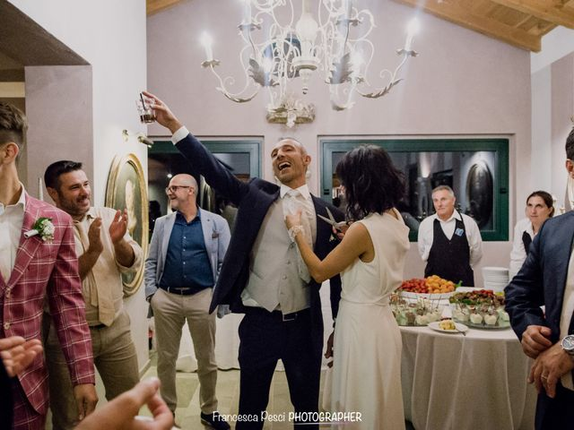 Il matrimonio di Giacomo e Elena a Santa Giuletta, Pavia 24