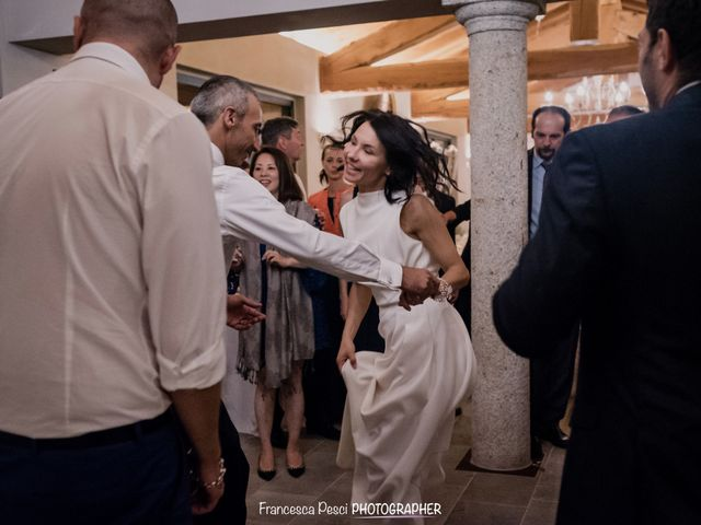 Il matrimonio di Giacomo e Elena a Santa Giuletta, Pavia 26