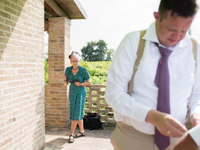 Il matrimonio di Rik e Petra a Città Sant'Angelo, Pescara 26