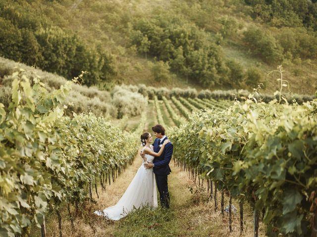 Le nozze di Melissa e Andrea