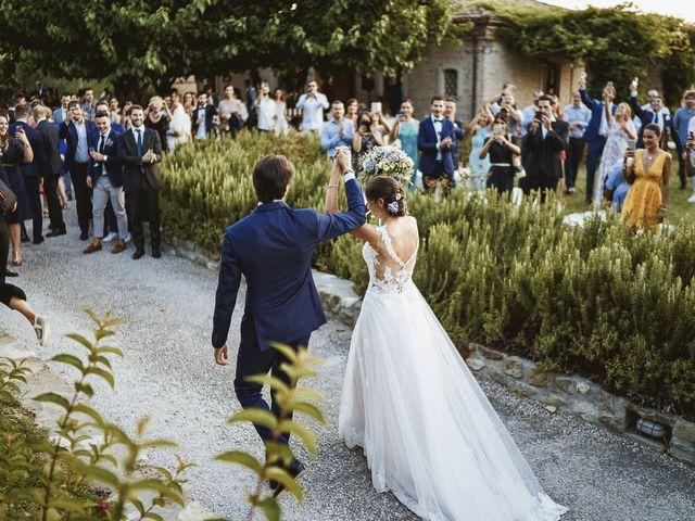 Il matrimonio di Andrea e Melissa a Cesena, Forlì-Cesena 39