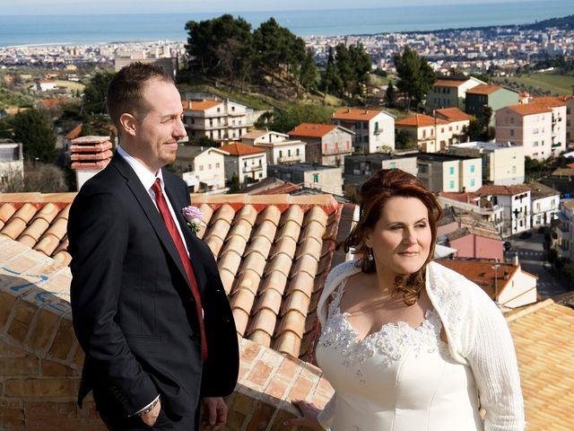 Le nozze di Sabrina e Raffaele
