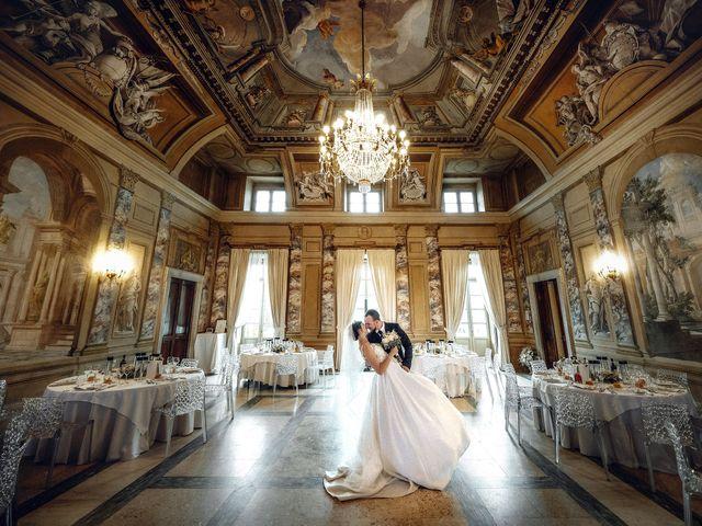 Le nozze di Ilaria e Denny