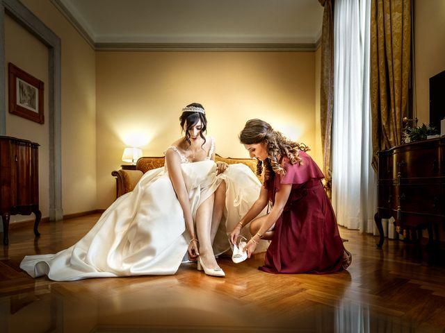 Il matrimonio di Denny e Ilaria a Rezzato, Brescia 12
