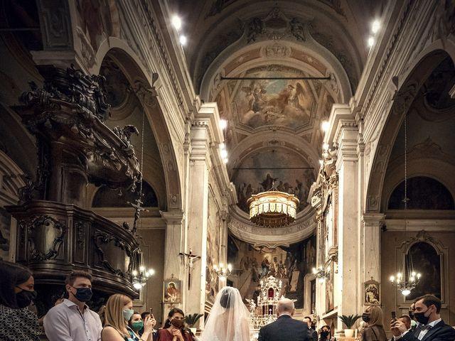 Il matrimonio di Denny e Ilaria a Rezzato, Brescia 16