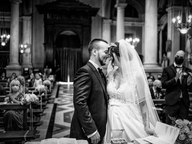 Il matrimonio di Denny e Ilaria a Rezzato, Brescia 18