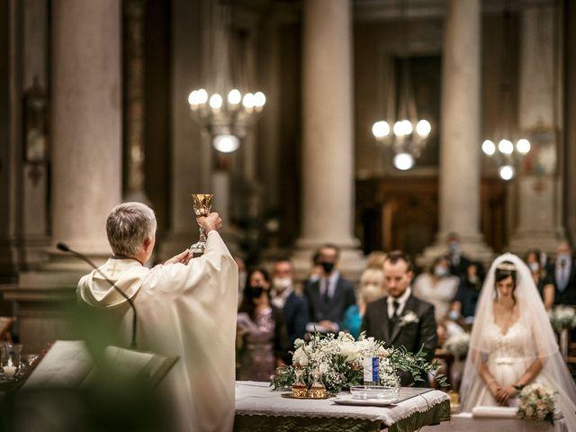 Il matrimonio di Denny e Ilaria a Rezzato, Brescia 21