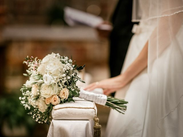 Il matrimonio di Denny e Ilaria a Rezzato, Brescia 22