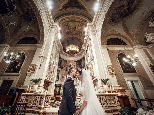 Il matrimonio di Denny e Ilaria a Rezzato, Brescia 23