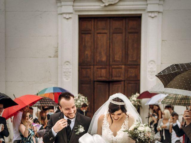 Il matrimonio di Denny e Ilaria a Rezzato, Brescia 25