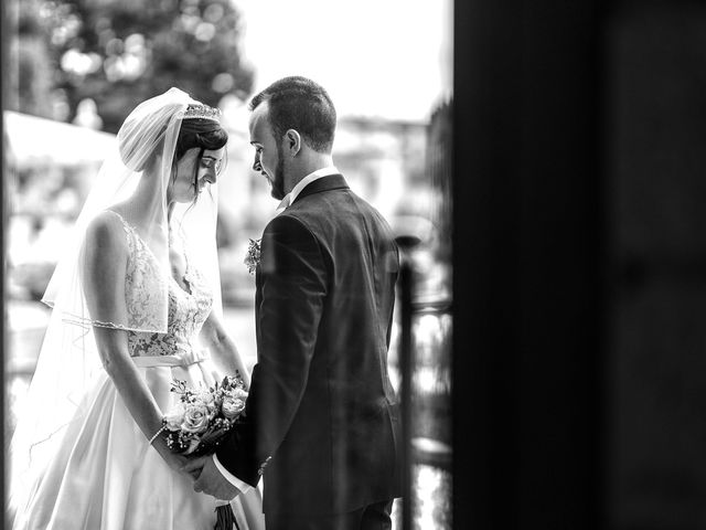 Il matrimonio di Denny e Ilaria a Rezzato, Brescia 26