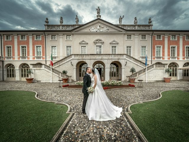 Il matrimonio di Denny e Ilaria a Rezzato, Brescia 27