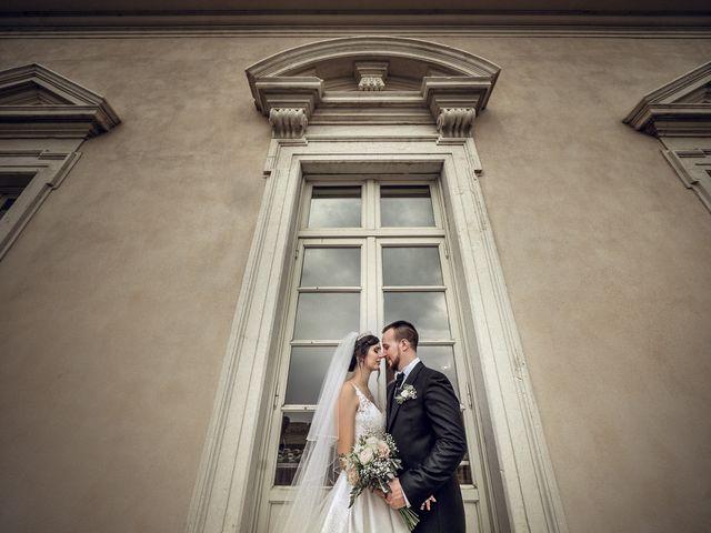 Il matrimonio di Denny e Ilaria a Rezzato, Brescia 28